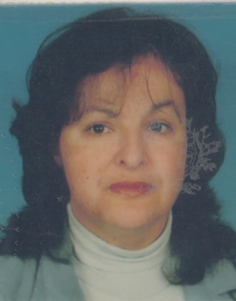Maria Manuela Monteiro Pereira