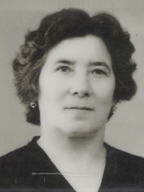 Maria Pilar Janela D' Almeida
