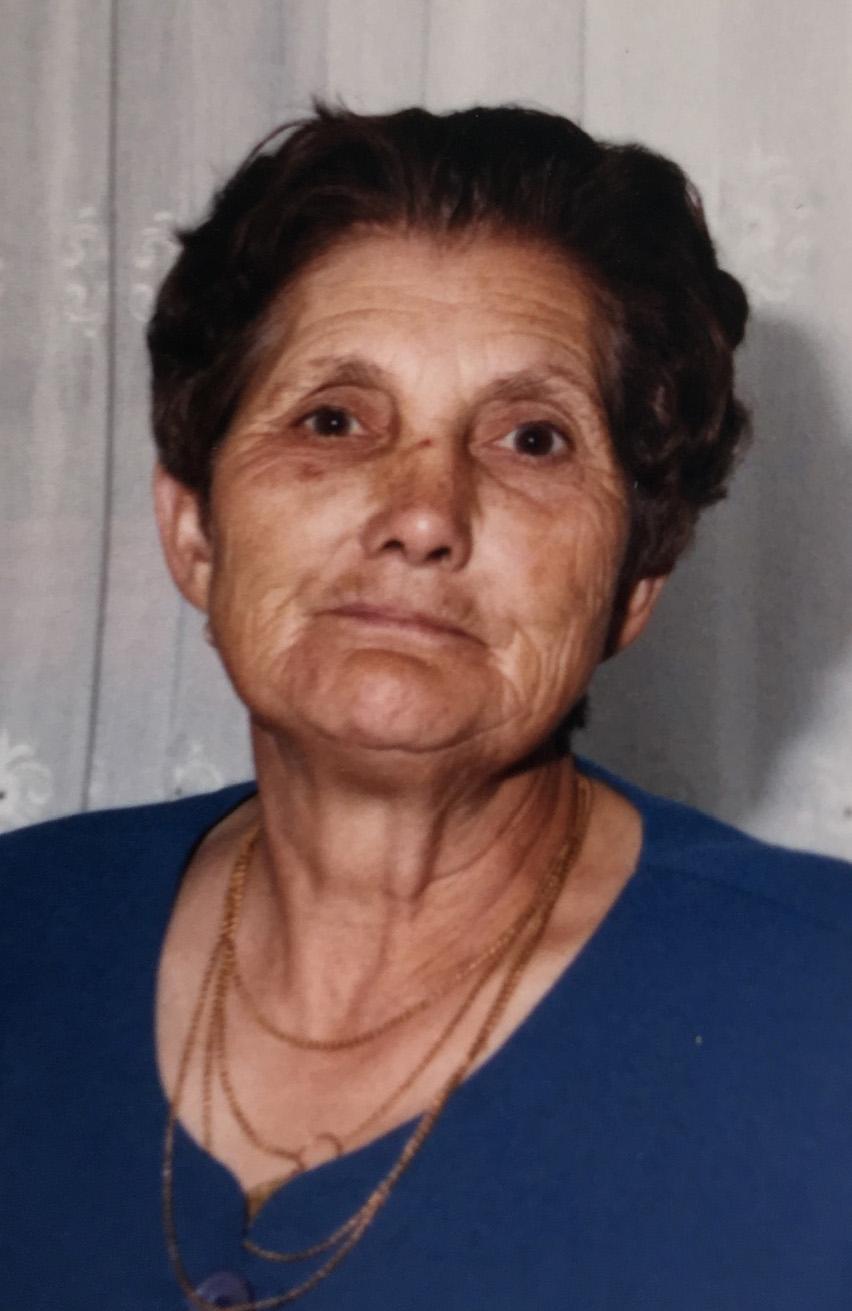 Maria da Luz Bernardino Candeias